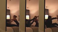 D8YORnOXkAA6ZLi - VIDEO shows how LADY who accused NEYMAR of rape tried to set him up inside a hotel room (WATCH)