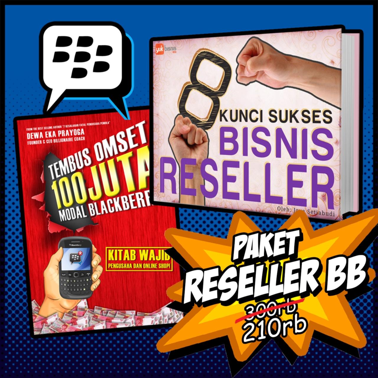 E Book Marketing: Paket Reseller Modal Blackberry : Tembus ...