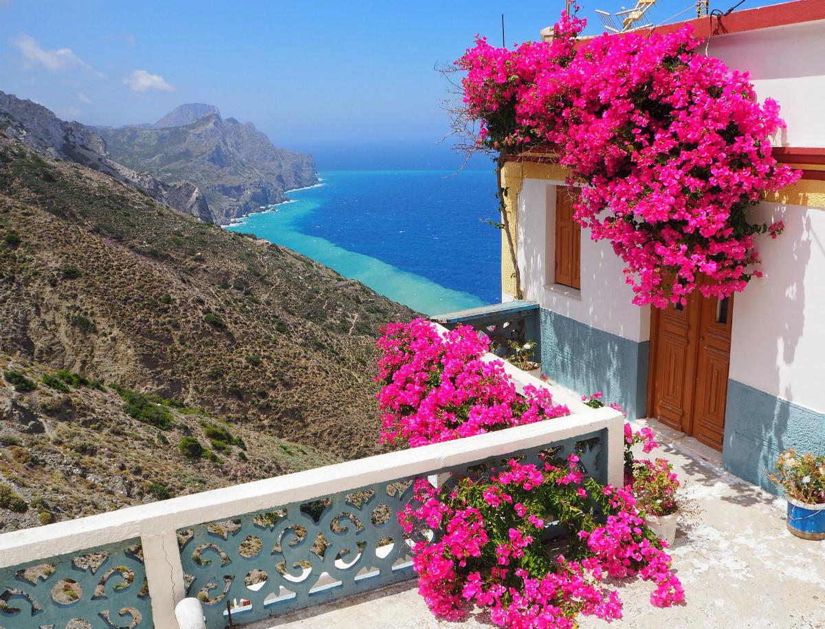 karpathos vacanze in Grecia