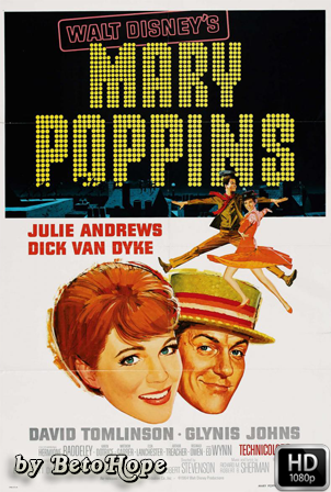 Mary Poppins [1080p] [Latino-Ingles] [MEGA]