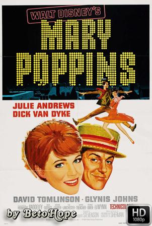 Mary Poppins [1080p] [Latino-Ingles] [MEGA]