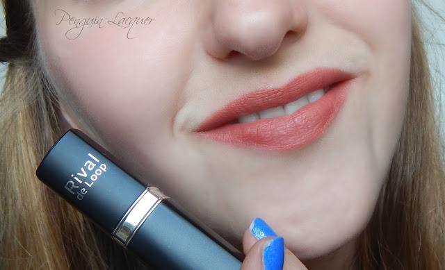 rival de loop matte lipstick 01 mit stift