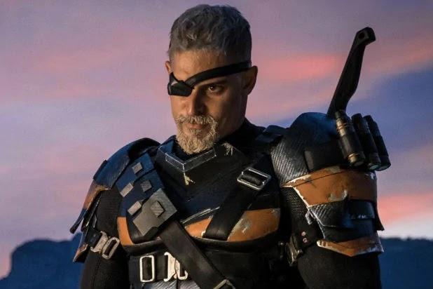 Joe Manganiello también vuelve como Deathstroke en la versión de Zack Snyder de La Liga de la Justicia