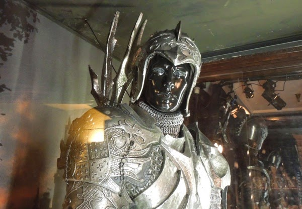 King Stefan helmet armour Maleficent