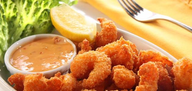 How to make fried shrimp