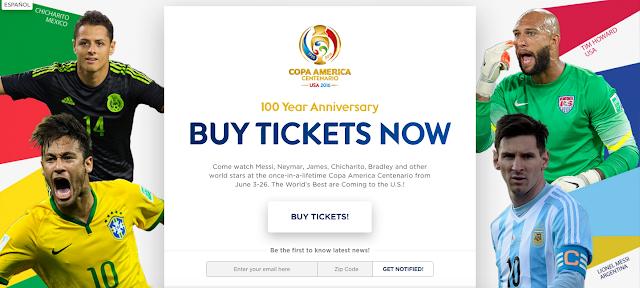 Neymar es eliminado del cartel de la Copa América