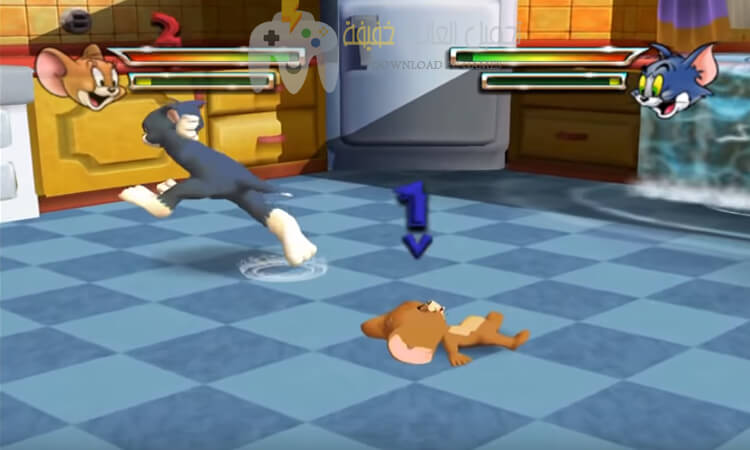 تحميل لعبة توم وجيري Tom And Jerry للكمبيوتر