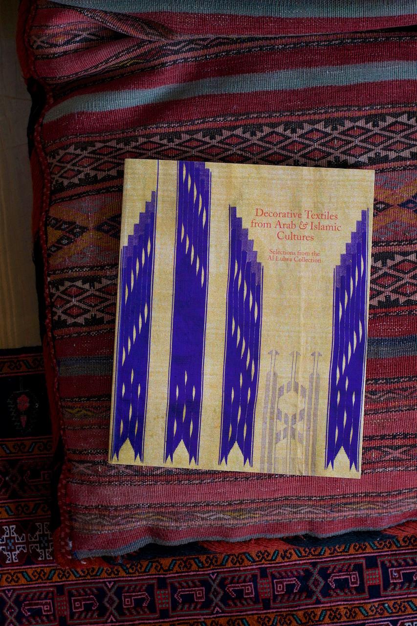 Bók: Decorative Textiles from Arab & Islamic Cultures · Lísa Hjalt