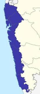 Maharashtraci Prakrtika Racana - kokana