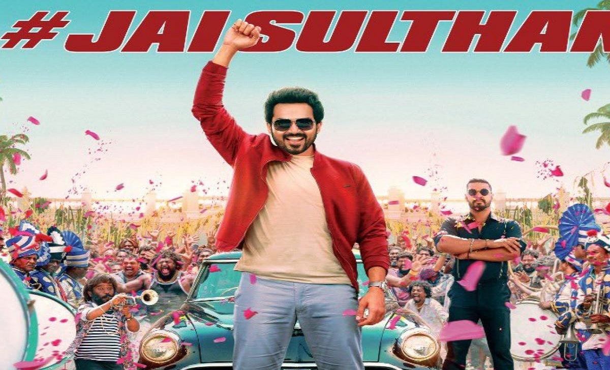 Sulthan South Hindi dubbed full Movie Download