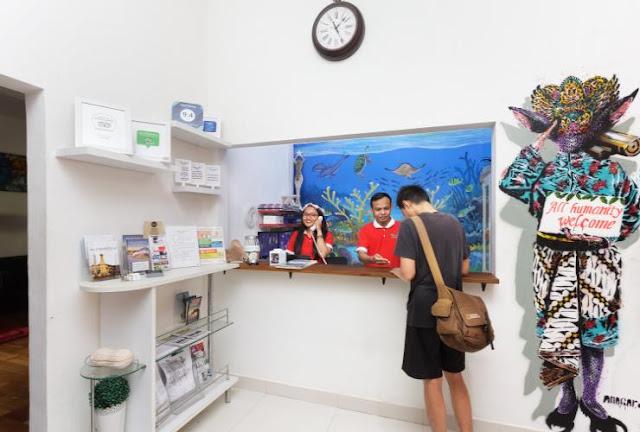 Ostic Guest House Yang Nyaman Dan Murah Dengan Akses Di Tengah Kota Yogyakarta