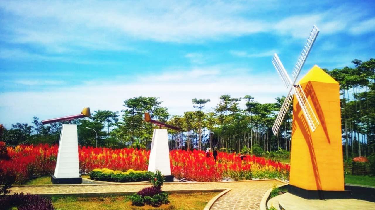 Obyek Wisata Linggoasri, Icon Kabupaten Pekalongan