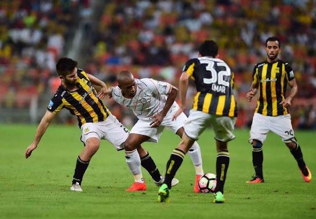 موعد مباراة الشباب والاتحاد غدا الخميس 1-3-2018 في الدوري السعودي للمحترفين والقنوات الناقلة