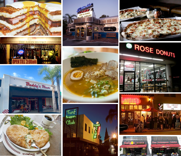 SanDiegoVille: The Ultimate Guide To Late Night Dining In ...
