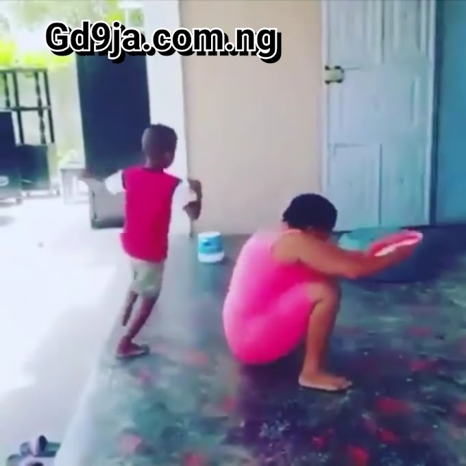 WICKEDNESS!! On the off chance that Your Child Did This To You As A Mother, What Might You Do To Him? (VIDEO)