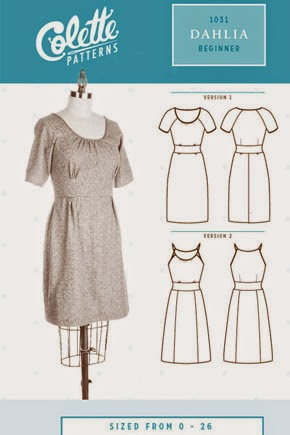 Dahlia Dress Colette
