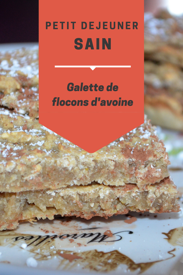 galette-flocons-avoine-compote-banane-sans-oeuf