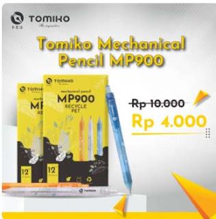 Pensil Mekanik 0.5mm Tomiko