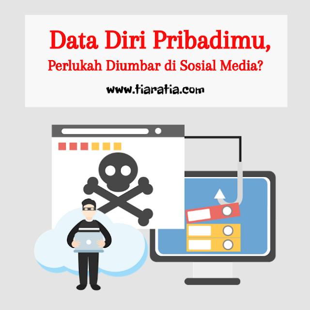 perlukah mengumbar data diri di sosial media? identitas diri