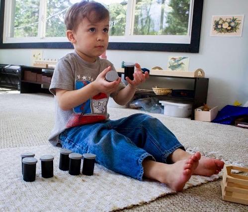 Montessori senso barico