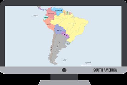 Free M3U Daily IPTV Playlist South America Channels Latin