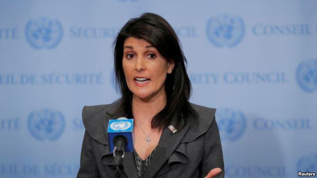 Nikki Haley: Negara Islam Banyak Omong Soal Palestina, Kontribusi Nol