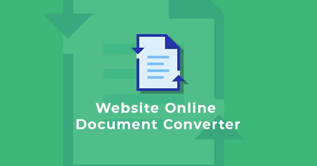 15 Situs Online Converter Dokumen PDF ke Word Terbaik