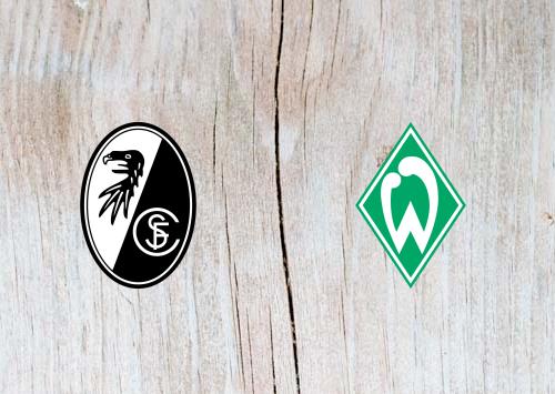 Freiburg vs Werder Bremen - Highlights 25 November 2018