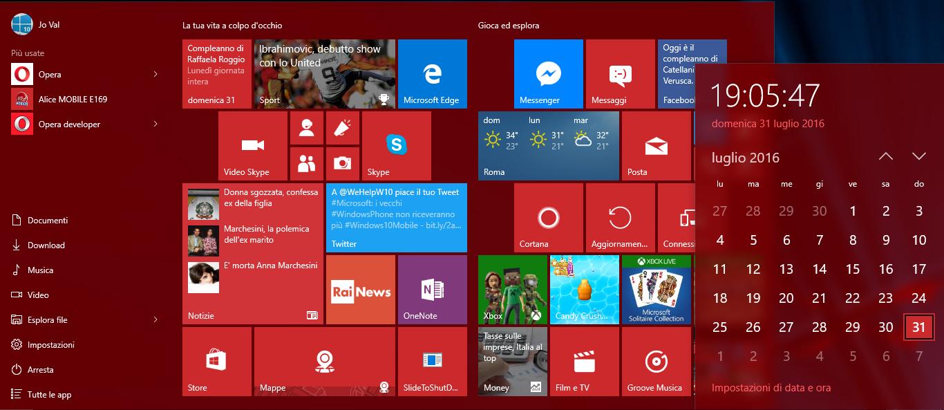 Spostando la data del PC indietro al 28 Luglio si può ancora aggiornare gratis a Windows 10 | Video HTNovo