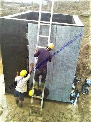 Spesialis Waterproofing Membrane Tempel