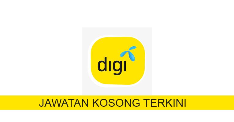 Kekosongan terkini di MY-DiGi Telecommunication SDN BHD