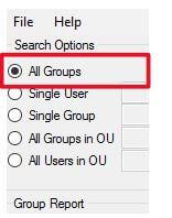 مثال 4: الحصول على عضوية المجموعة بالكامل