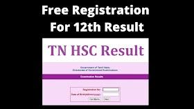 Registration for 12th Result 2021