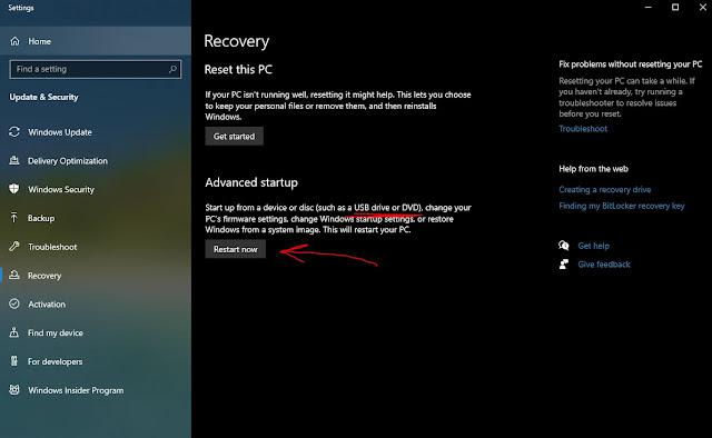 كيفية تنصيب ويندوز Windows باحدث اصدار على USB.الاقلاع من الفلاش