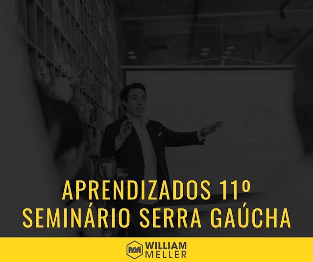 Aprendizado do 11º Seminário de Gerenciamento de Projetos da Serra Gaúcha