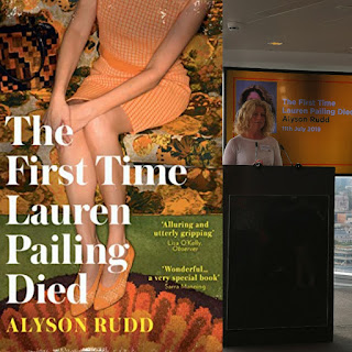 The First Time Lauren Pailing Died by Alyson Rudd