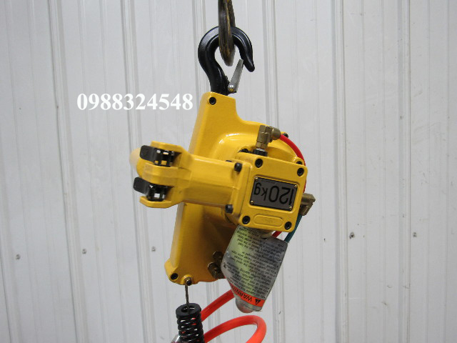 Pa lăng khí nén Endo EHW-120 120kg
