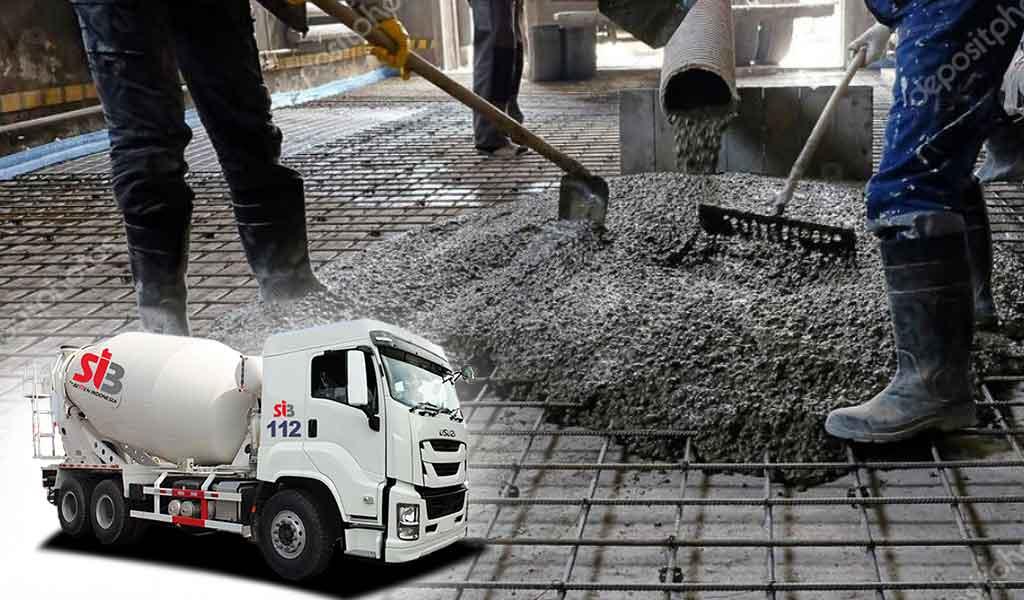 harga beton k250 Ready Mix