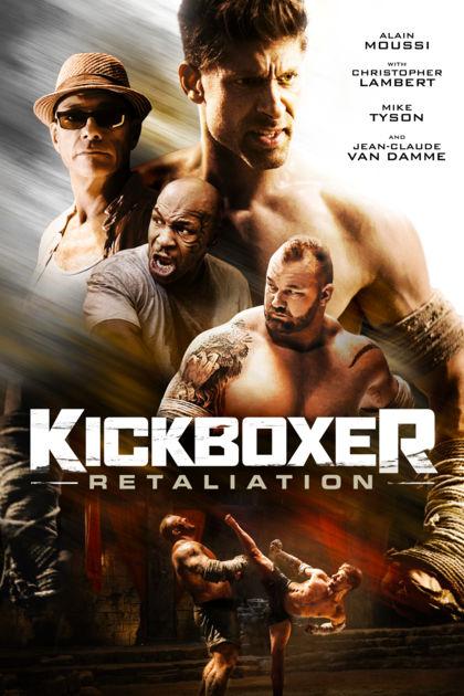 Kickboxer: Retaliatione [2018] [DVDR] [NTSC] [Latino]