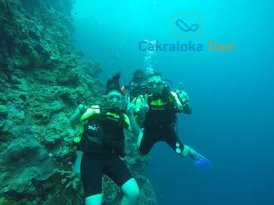 Paket Wisata Bunaken Daily Tour One Day 1 Hari Cakraloka Tour