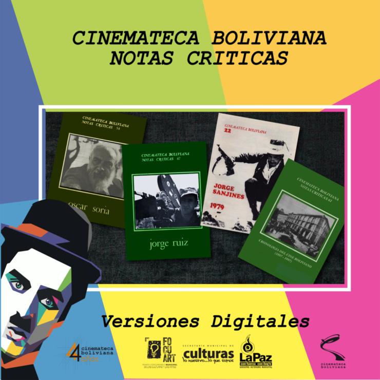 Cuadernillos originales de la década de los 90s / CINEMATECA
