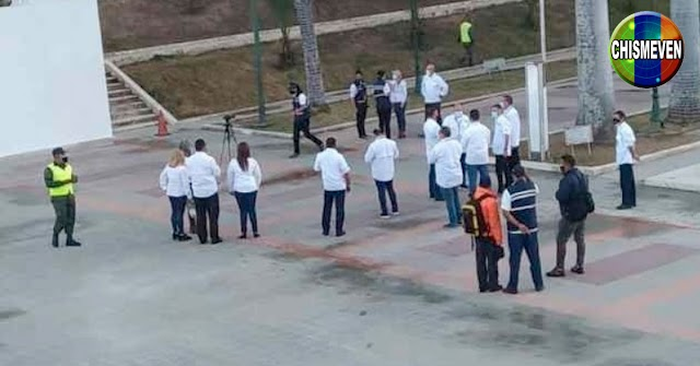 Funcionarios del INAC se ponen a ensayar Jerusalema en vez de cumplir con sus funciones