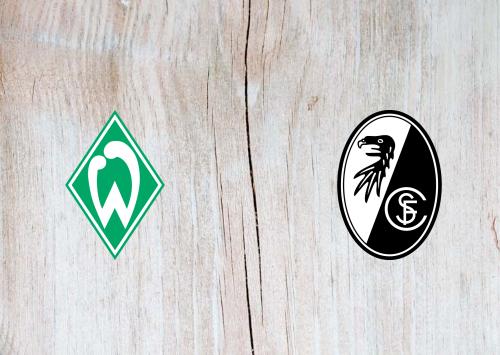 Werder Bremen vs Freiburg -Highlights 13 February 2021