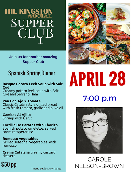 A Spanish Feast to Usher in the Spring For My Toronto Friends