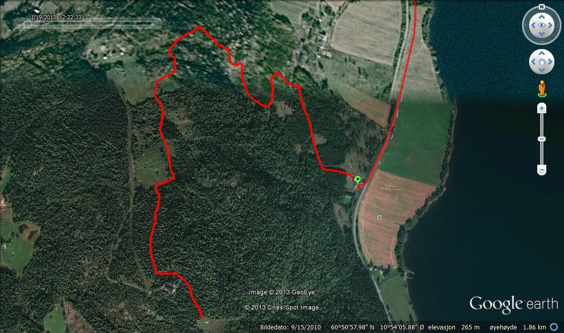 bangsberget kart HØYT OG LANGT: Treningstur og Lavo koz bangsberget kart