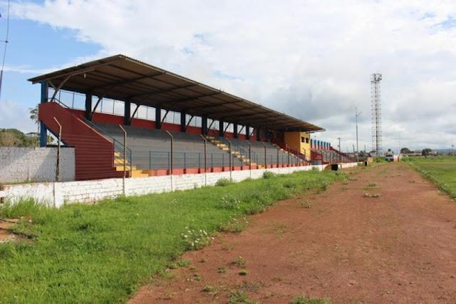 Estádio João Saldanha, em Guajará, passará por reformas e poderá ...