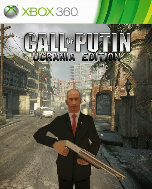 Call of Putin, ucrania edition