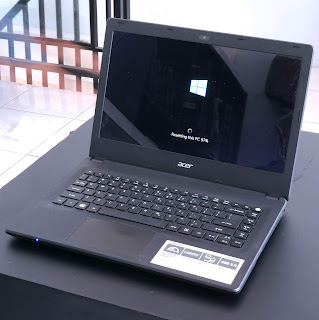 Laptop Acer Aspire ES1-420 Second di Malang