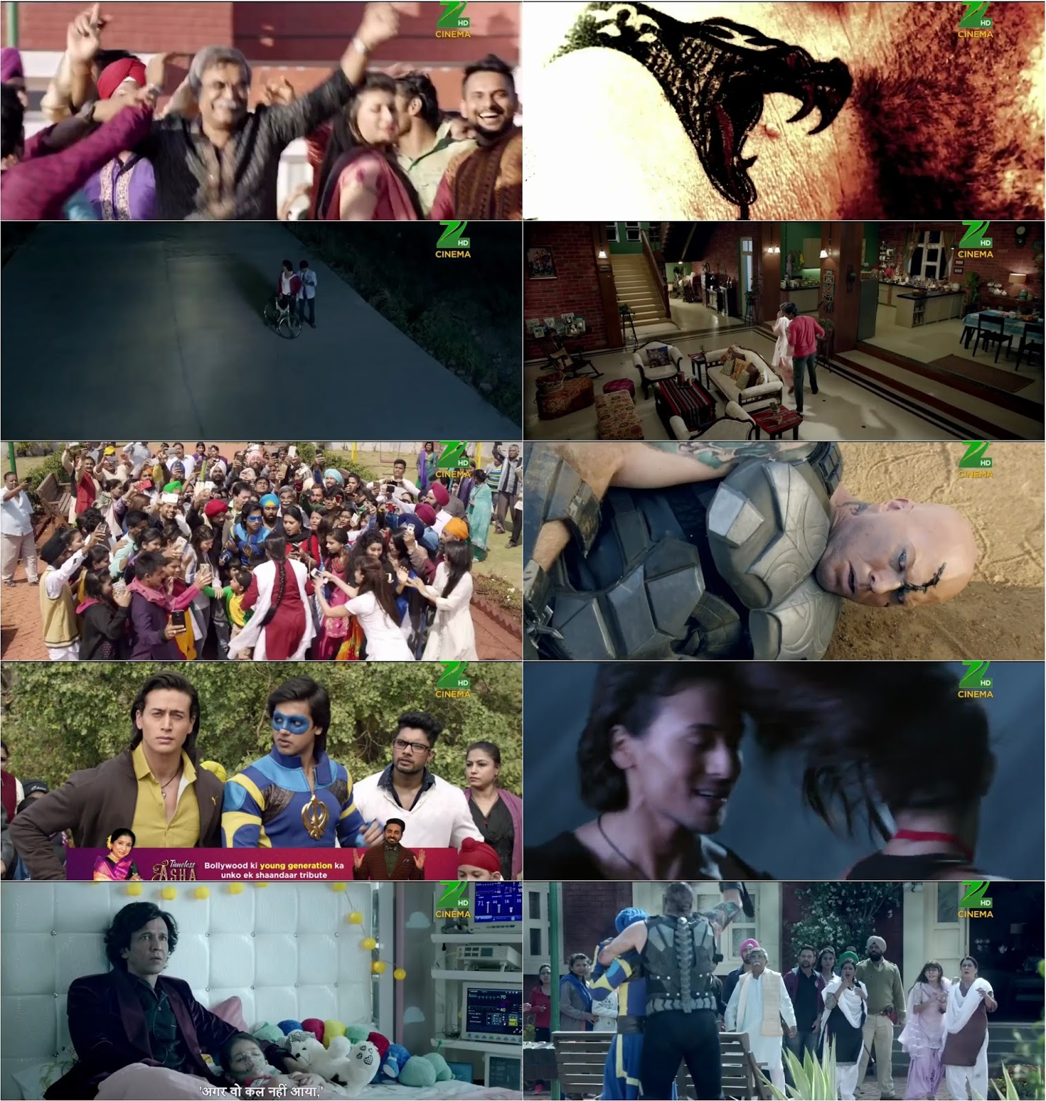 Kaabil Movie Screenshot