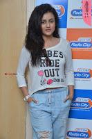 Cute Actress Misti Chakravarthi at Babu Baga Busy Team at Radio City ~  Exclusive 8th April 2017 049.JPG